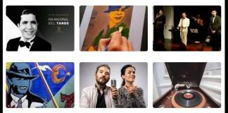 Celebraciones por el Día Nacional del Tango 2020 en el Museo Carlos Gardel