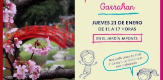 doná sangre en el Jardín Japonés para los chicos del Hospital Garrahan