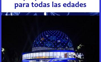 El Planetario y sus propuestas para el verano 2021