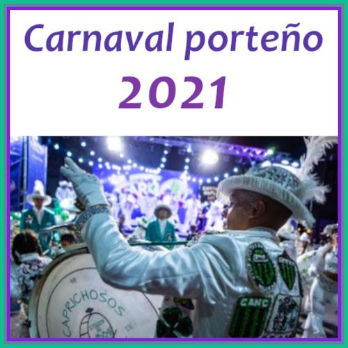 El Carnaval 2021 sigue siendo el gran festejo popular