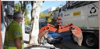 Recolección gratis de bienes de hogar en desuso, escombros y restos de poda en CABA