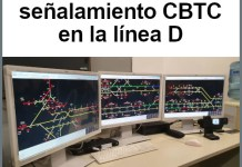 CBTC en la línea D