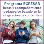 Programa de becas EGRESAR