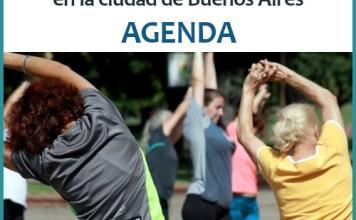 Clases de yoga, gimnasia y ritmos en las Plazas Activas porteñas