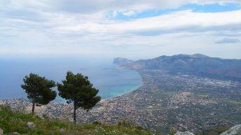 Golfo di Carini e Monte Gallo