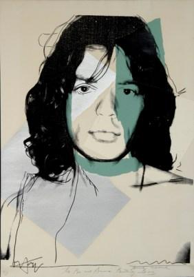 ANDY-WARHOL-Cow1971.-Serigrafia-su-carta-da-parati-Ed.100-esemplari-ca.Warhol-al-Whitney-Museum-of-American-Art-NY1-maggio-1971