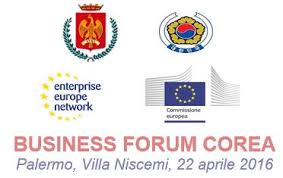 Business Forum Corea Palermo