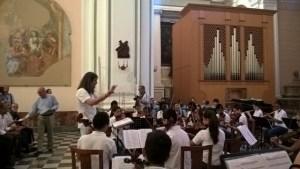 Orchestra e canto Quattrocanti 8