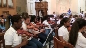 violiniste Quattrocanti