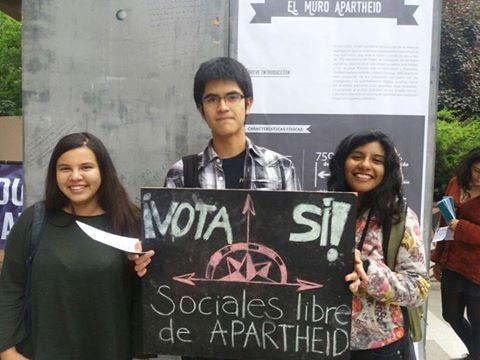 Resultado de imagen para boicot academico chile