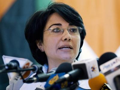 Arab MK Haneen Zoabi. (Photo: File)