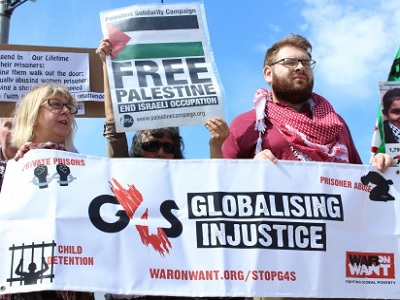 'Through BDS, we have an historic opportunity to ensure that Palestinian rights are protected.' (Photo:  cpavancouver.org)