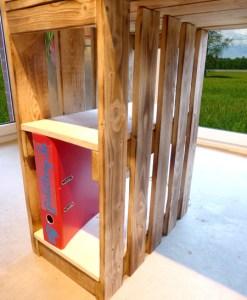 Paletten Schreibtisch Holztisch Palettery2