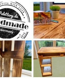 Paletten Schreibtisch Holztisch Palettery4