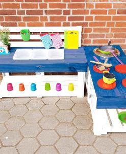 Matschküche-Kinderküche-aus-Paletten-Holz-MMP-Blau