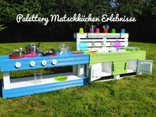 Top Gründe für Palettery Matschküche