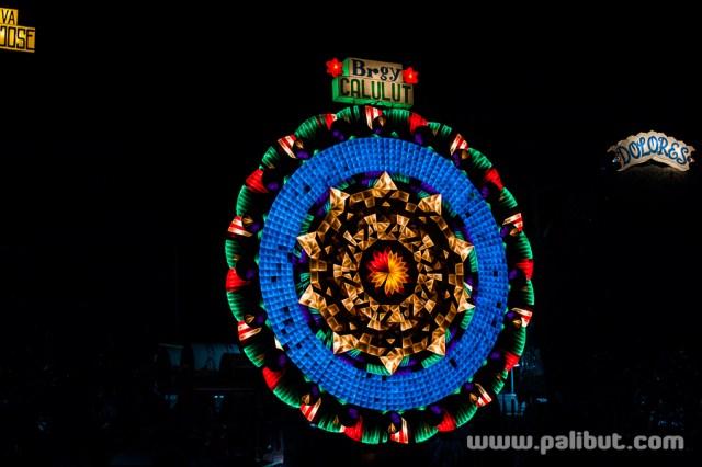 Brgy Calulut Giant Lantern