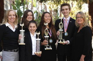 Debate Team Goes to State By LAUREL BUSBY Staff Writer