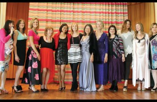 Spring Fashion Show at Woman's Club – By DEBBIE ALEXANDER Staff Writer
