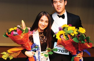 Epstein, Longstreet Win Annual Teen Contest