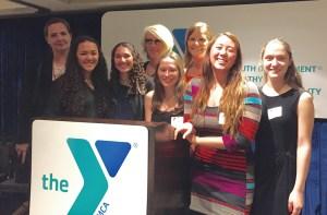 25-YMCA group photo