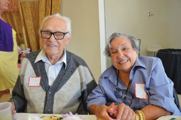 Irvin and Sonia Lirman have all been married 70-plus years.