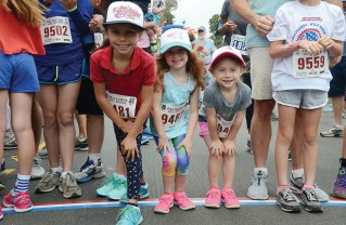 Signups Begin for Palisades Will Rogers Fourth of July Kids' Fun Run