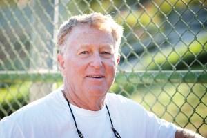 Palisades High tennis coach Bud Kling.