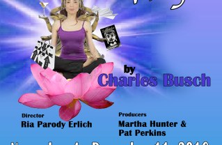 'Allergist's Wife' at Theatre Palisades Opens Friday