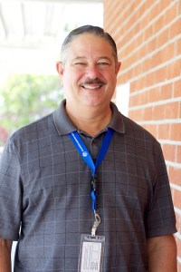 Michael Rawson is Palisades High School director of development. Photo: Grace Ramsey