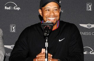Tiger Woods will play in the Genesis Open. Photo courtesy PGA Tour