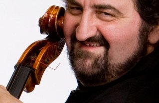 Armen Ksajikian. Courtest of the Los Angeles Chamber Orchestra