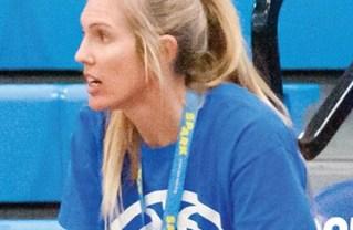 PaliHi's Girls Basketball Coach Danielle Foley Remains Optimistic
