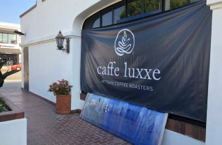 Caffe Luxxe is set to open in Pacific Palisades in March 2018. Credit: Sue Pascoe