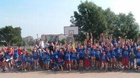 centri estivi pallacanestro Grugliasco