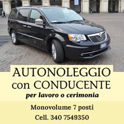 Autonoleggio con conducente Roberto Rosso
