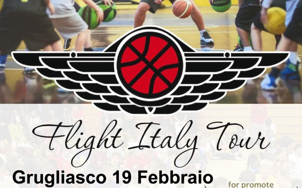 FLIGHT ITALY TOUR
