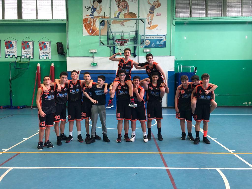 U14: Chiusura vincente