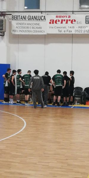 20190312 - Under 15 A Basket2K 1
