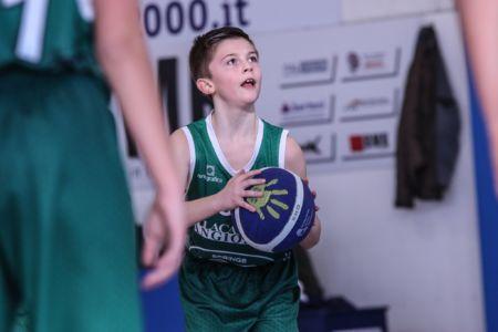 3° Epiphany Basket - Cristian Capotusso