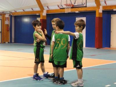 Partita Scoiattoli Verdi 2015/16