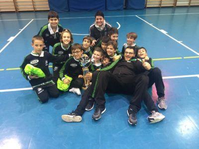 Premiazioni Esordienti (Torneo Ansaloni)
