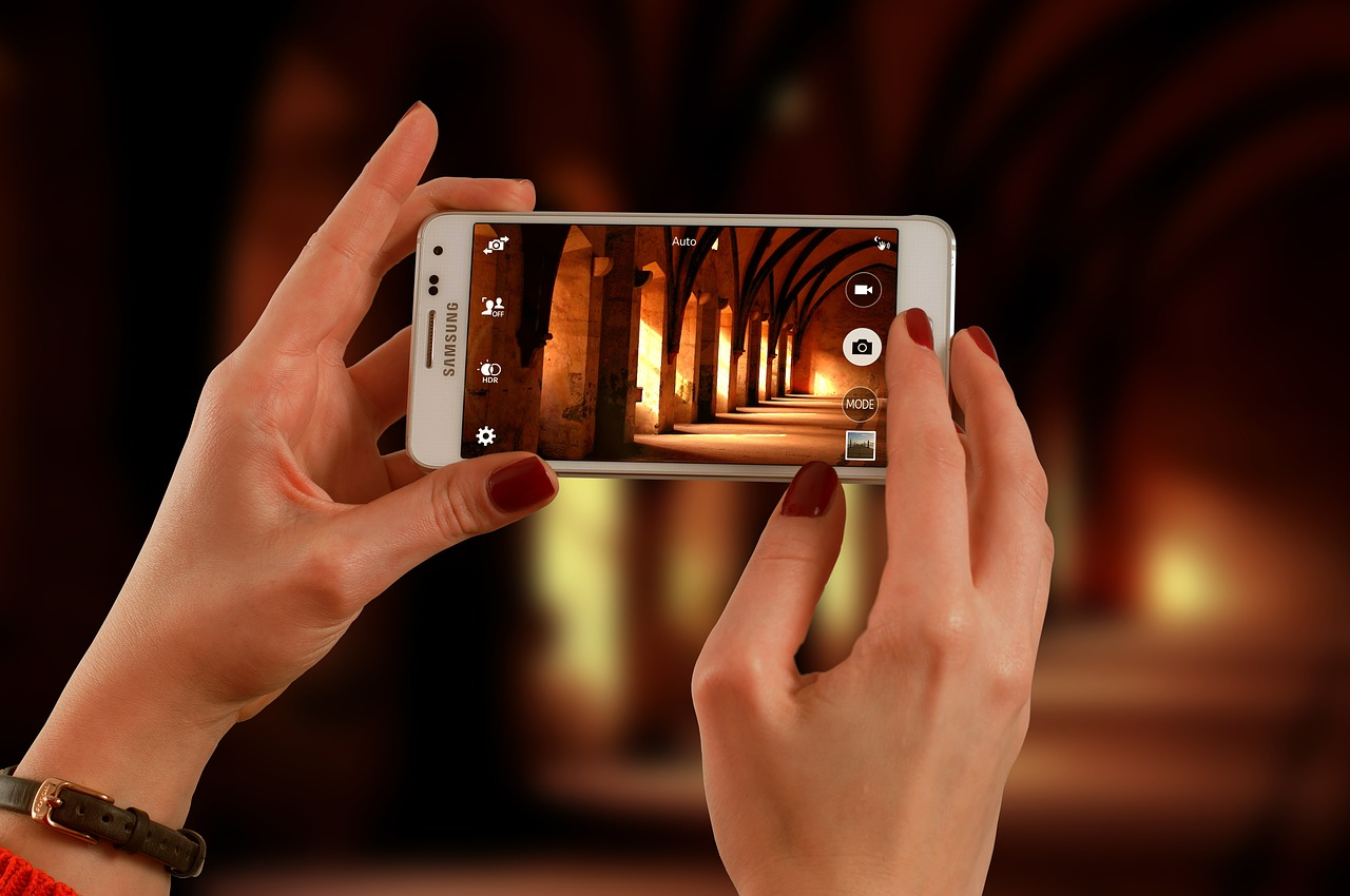 fotografia e smartphone