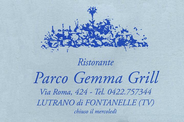 GEMMA GRILL - RISTORANTE PARCO