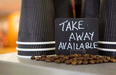 Takeaway Coffee - Chichester