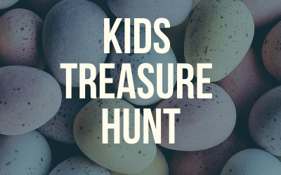 Easter Sunday – Kids Treasure Hunt – 21st April
