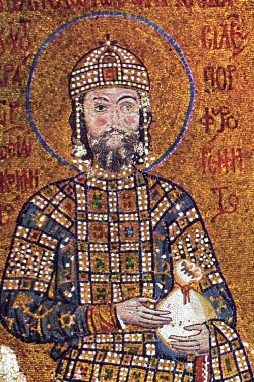John Comnenus from Hagia Sophia