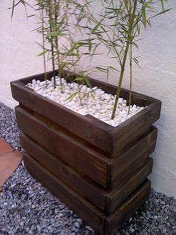Tall Slim Planters