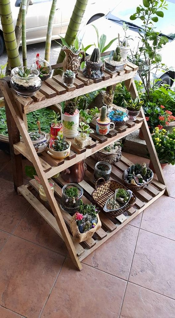 DIY Pallet Planter Garden Decor | Pallet Ideas on Pallets Design Ideas  id=31189