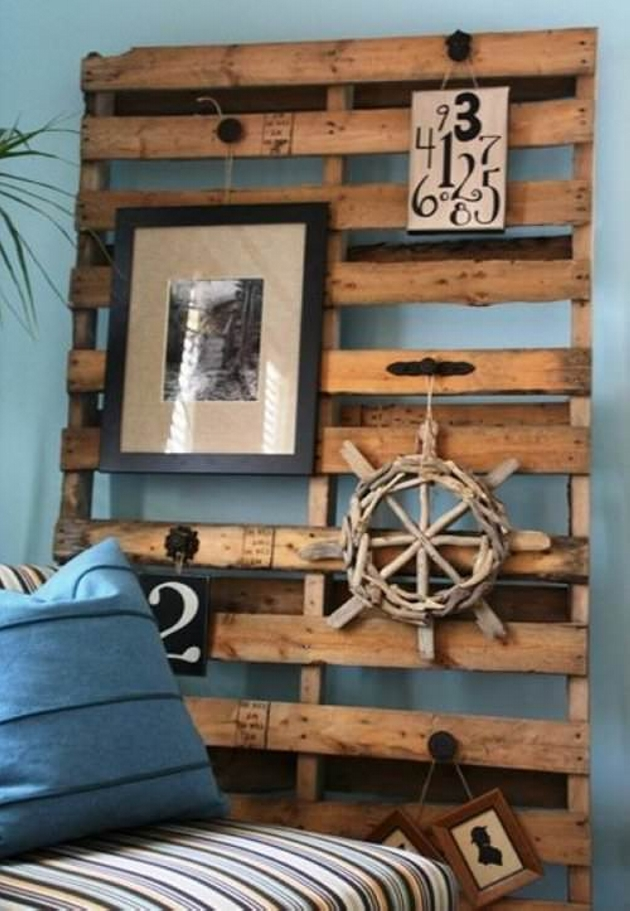 50 Pallet Ideas for Home Decor | Pallet Ideas on Pallets Design Ideas  id=47965